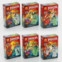 Конструктор Ninja 78011, лего ниндзя, ниндзяго, фигурки ниндзя, ниндзя