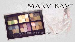 Минеральные компактные тени для глаз Mary Kay