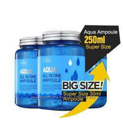 Увлажняющая сыворотка Scinic Aqua All in One Ampoule, 250 ml