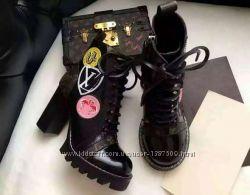 Louis Vuitton ботинки под заказ