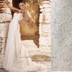 Новое свадебное платье Pierre Cardin