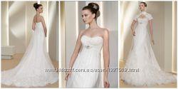 Свадебные платья испанского бренда Fara Sposa