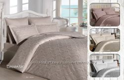 Жаккардовое постельное Prima Casa евро размер