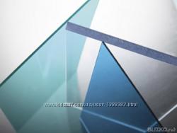 Резаный  монолитный поликарбонат от 1 м и обрезки, за лист.