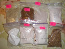 Кальций, белковая смесь, зерносмесь для домашних улиток