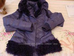 Куртка пуховик 70перо и 30 пух подросток теплая