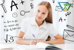 Репетитор украинский язык, английский, литература, математика, химия, история