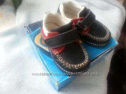 Ортопедические ботиночки макасины