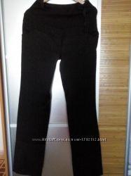 теплые классические брюки для беременных