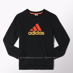 Утепленный реглан Adidas на мальчика. Рост -140см