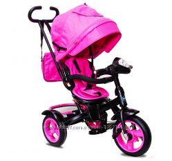 Нео Фара надувні колеса Neo 4 Air велосипед триколісний дитячий