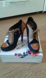 Демисезонные ботинки 39