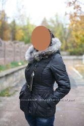 Куртка зимняя женская РАСПРОДАЖА черная