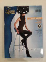 Колготки теплые Cotone Micro. Levante.
