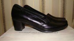 новые форменные женские туфли