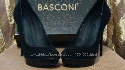 Туфли Baskoni Баскони натуральный замш р. 37