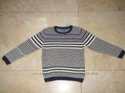 Новый свитер Zara на 4-5 лет, 110р. , 100 хлопок.