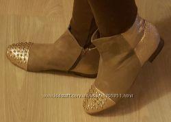 Новые, фирменные, шикарные ботиночки bamboo
