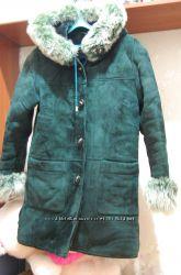 Дубленка - курточка