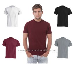 Бесшовные мужские футболки