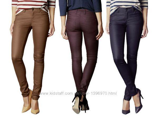 Esmara Германия Новые зауженные стрейчивые джинсы