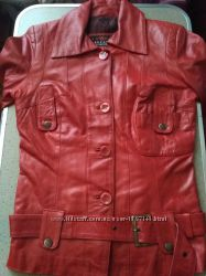 Куртка кожа S-M