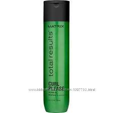 Matrix Curl Please шампунь кондиціонер лосьон