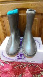 ботинки сапоги резиновые