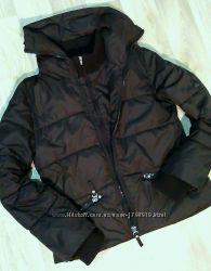 Куртка пуховик broadway тёплая на холлофайбере