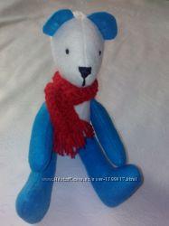 Текстильная игрушка -Мишка в стиле Тильда.