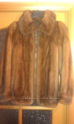 Норковая курточка норковый полушубок