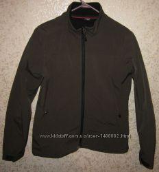 Женская куртка Shamp софтшелл, теплая непродуваемая