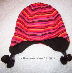 Теплая флисовая шапка Maxikids
