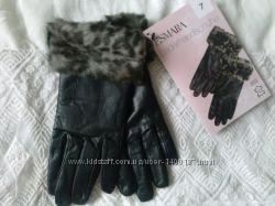 Перчатки из Германии натуральная кожа 7-7, 5