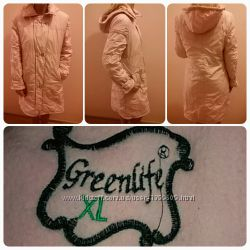 Зимнее пальто  Greenlife.