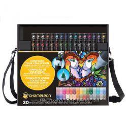 Набор маркеров Chameleon 52 цвета