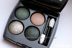 Тени Chanel Les 4 Ombres Multi Effect Quadra Eyeshadow  232 Tisse Venitien