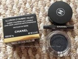 Кремовые тени для век Chanel Illusion DOmbre Velvet в оттенке 106