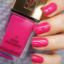 Лак для ногтей YSL La Laque Couture Nail Lacquer 17, 4, 11, 2