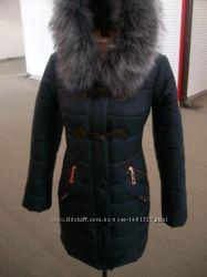 Удлиненная Куртка Зима,