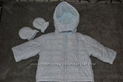 Куртка mignolo на 6-9 мес