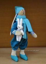 интерьеные куклы, куклы ручной работы, тильды