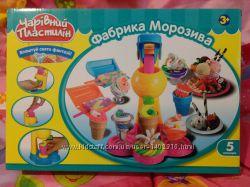 Набор для лепки Фабрика мороженого, аналог Play-Doh Плей-До
