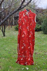 Платье в японском стиле 46 размер