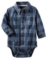 5646f53bd12 Рубашка-боди Oshkosh