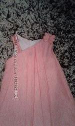 Несколько брендовых платьев для девочки 4-6 лет