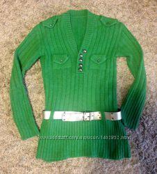 Кофта свитер стильный теплый. Размер М  44