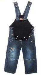 Продам теплый джинсовый комбинезон YUKE , Аgile , Bignami
