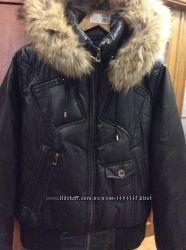 Пуховик женский Snow Image со съёмным капюшоном XL