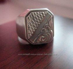 Серебряный перстень Класика